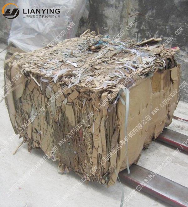 紙箱廠液壓打包機 廢紙壓縮打包機