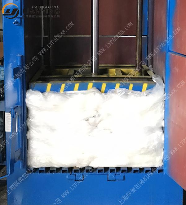 塑料膜壓縮打包機 廢膜液壓打包機