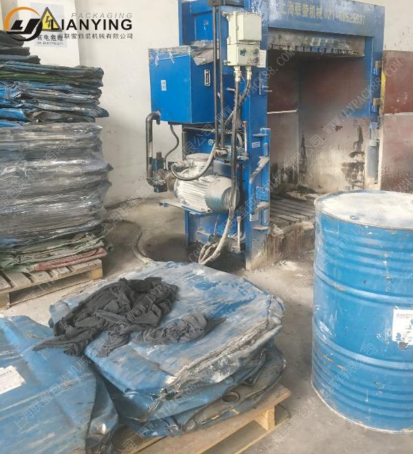 通用型废料液压打包机 油桶打包机