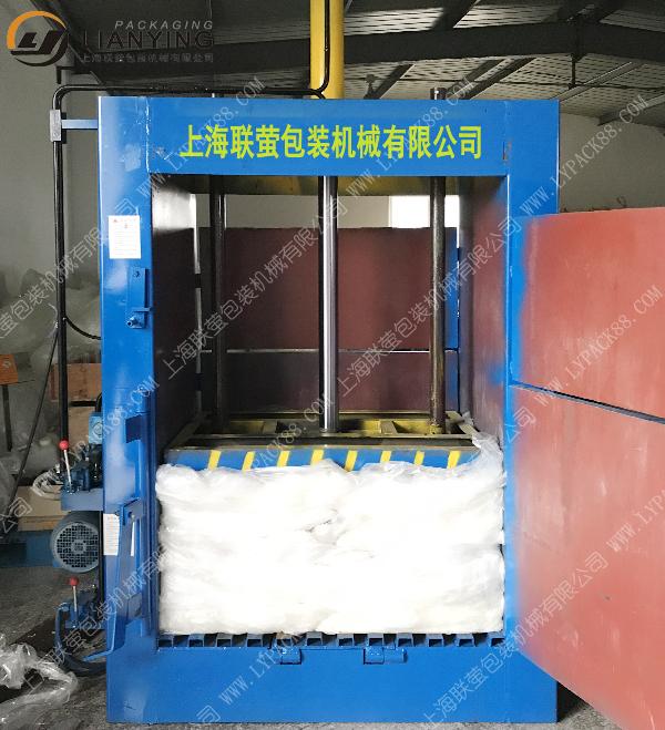 塑料膜打包机 废薄膜压缩机