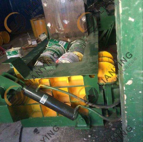金属液压打包机系列